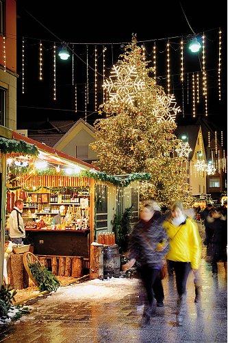 Weihnachtsmarkt Oberammergau.Heizmann Reisen Advent Am Bodensee