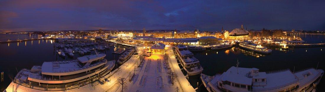 Lindau Weihnachtsmarkt.Heizmann Reisen Advent Am Bodensee