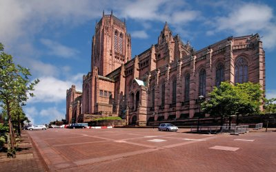 Kathedrale Church of Christ in Liverpool © gilbertdestoke - fotolia.com