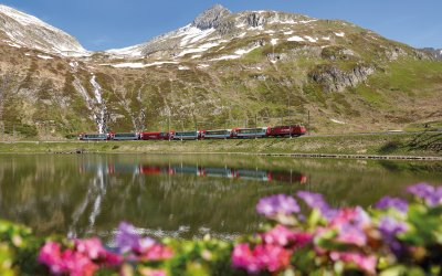 Glacier Express © by Glacier Express