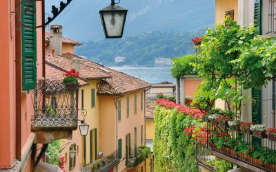 Malerische Gasse in Bellagio © Anna-Mari West-fotolia.com